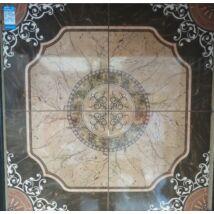 Keros Kastan Marron padlólap 48,5x48,5 I.oszt.