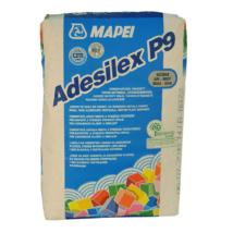 Mapei Adesilex P9 csemperagasztó - szürke 25 kg