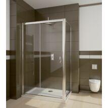 Radaway Premium PLus S 90 90x190 zuhanykabin oldalfal átlátszó üveggel