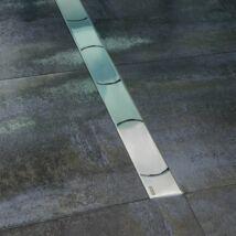 Ravak OZ Chrome 1050 rozsdamentes acél zuhanyfolyóka