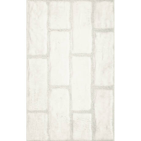 Kwadro - Muro Bianco Structure falicsempe 25x40 I.oszt