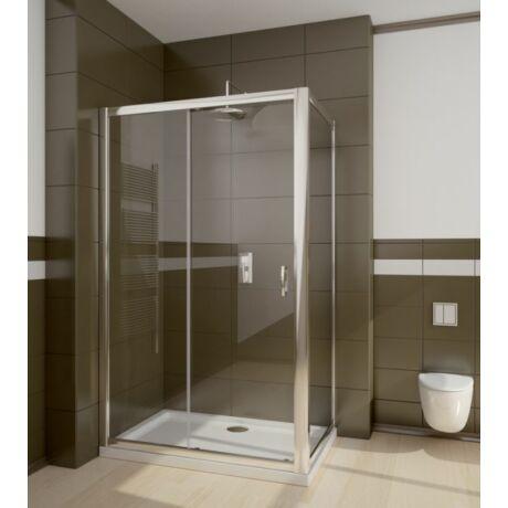 Radaway Premium PLus S 100 100x190 zuhanykabin oldalfal átlátszó üveggel