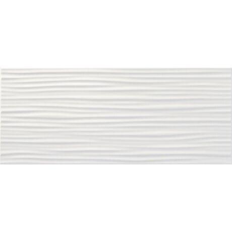 Valore - Blossom White DC Waves 3D 25x60 I.oszt