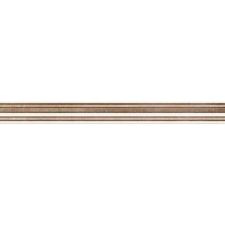 Valore - Bronx Line Beige Listello 8,5x50 I.oszt
