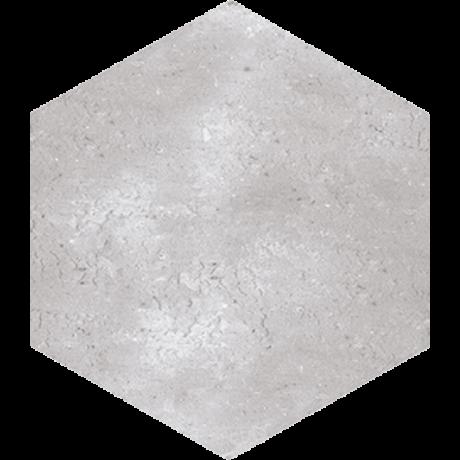 Valore - Flamenco Jasny Szary Hexagon 33x28 I.oszt
