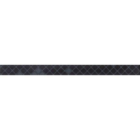 Valore - Lucy Black Listello Mesh 4,5x60 I.oszt