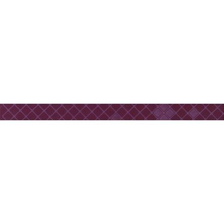 Valore - Lucy Violet Listello Mesh 4,5x60 I.oszt