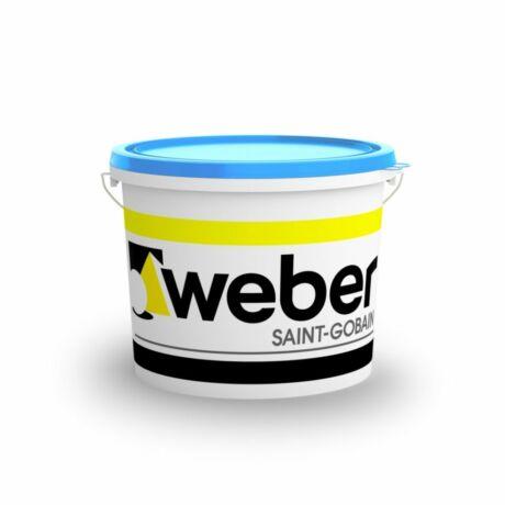 Weber Terranova R472 Weber Pas 15 gördülőszemcsés vékonyvakolat, alapáras, 30kg